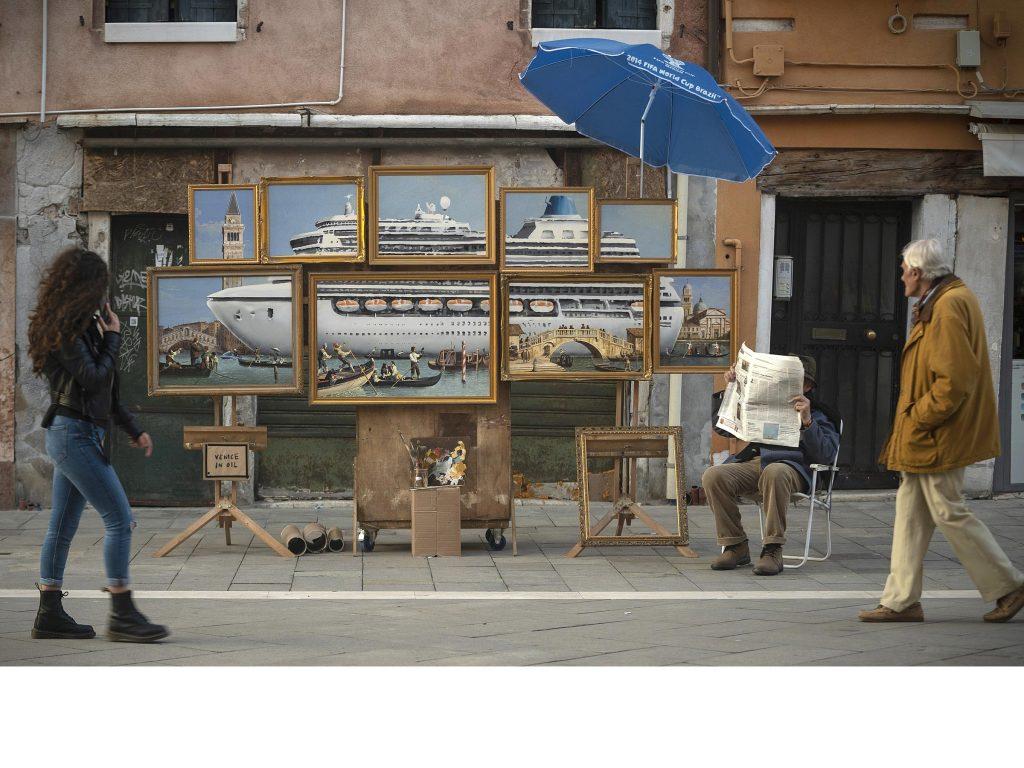 Banksy Venise 2018